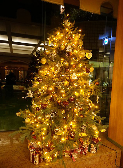 島宿で過ごすクリスマス